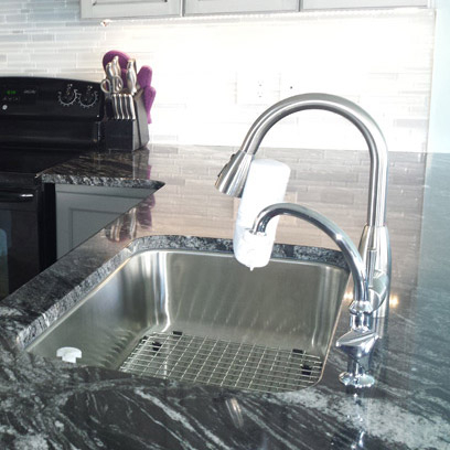 Sinks and Faucets Countertops Granite Quartz Natural Stone Guelph