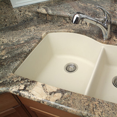 Cast iron sinks